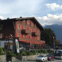 Hotel Tourist, hotel in Fluelen