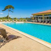 Lagrange Vacances Les Terrasses des Embiez, hotel in Six-Fours-les-Plages