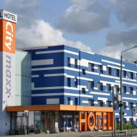 Hotel Citymaxx, отель в Ростоке