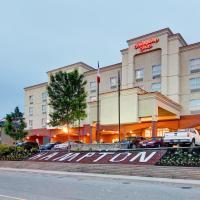 Hampton Inn by Hilton Kamloops, hotel em Kamloops