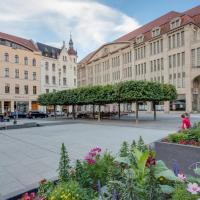 Akzent Hotel Am Goldenen Strauss, Hotel in Görlitz