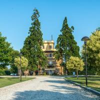 Hotel Villa Liberty, hotell i Pontecurone