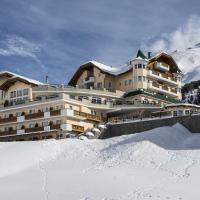 Alpenaussicht, отель в Обергургле