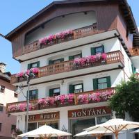 Hotel Montana- ricarica auto elettriche, hotel en Cortina d'Ampezzo
