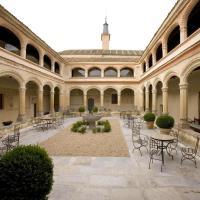 Hotel San Antonio el Real, отель в городе Сеговия