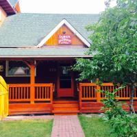 Luna Bed & Breakfast, hotel em Grand Forks