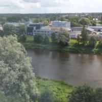 Gaujas ielas apartamenti, hotel in Valmiera