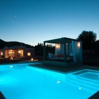 Ibiza Holliday Villa Harmony, hotel near Ibiza Airport - IBZ, Sant Jordi