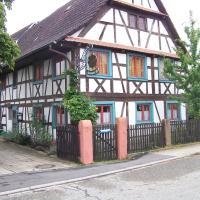 Pension Zur Sonne Wittenweier, Hotel in Schwanau