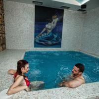 Hotel & Spa Tino Sveti Stefan, hotel a Ohrid
