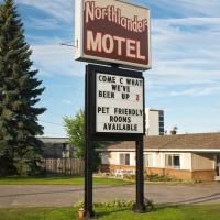Northlander Motel, hotel em Sault Ste. Marie