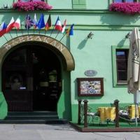 Hotel Barbakan, hotel in Levoča