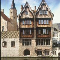 Relais Bourgondisch Cruyce, A Luxe Worldwide Hotel, готель у Брюгге