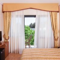 Hotel Fabbrini, отель в городе Аббадия-Сан-Сальваторе