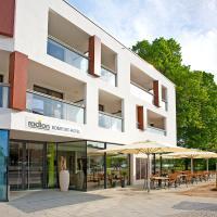 Radlon Fahrrad-Komfort-Hotel, Hotel in Waren (Müritz)
