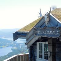 Norefjellhytta Restaurant & Overnatting, Hotel in Noresund
