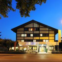 Hotel Alpha Thun, отель в Туне