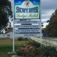Snowy River Lodge Motel, hotel in Orbost