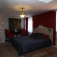 Les Chambres de Kimi, hotel in Laprugne