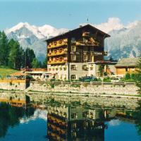 Hotel zum See, hotel in Grächen