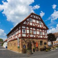 Ratskeller Niederurff, отель в городе Бад-Цвестен