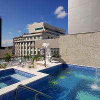 Hotel Atlântico Business Centro, hotell i Rio de Janeiro