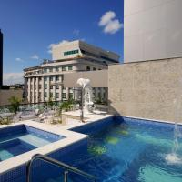 Hotel Atlântico Business Centro, отель в Рио-де-Жанейро