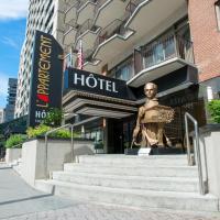 L'Appartement Hôtel, hotel em Montreal