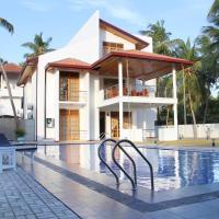 Bluewater Beach Resort, отель в Тринкомали