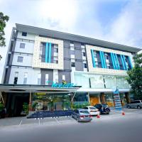 Meize City Center Bandung, hotel in Bandung