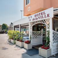 Hotel De La Ville depandance di Hotel Augustus, Hotel in Fano