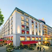 GRAND ELYSEE Hamburg, hotel en Hamburgo
