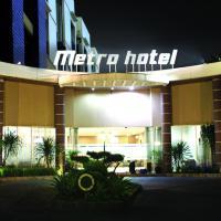 Metro Hotel Jababeka, hotel in Cikarang