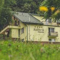 Penzión Kolibrík, hotel in Bardejovské Kúpele