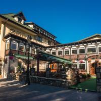 Hotel Bucegi, хотел в Синая
