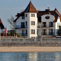 Dom Przy Plaży SPA – hotel w Sarbinowie
