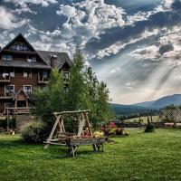 Hotel Carpatia Bieszczadzki Gościniec – hotel w Wetlinie