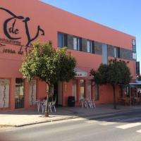 Hotel León Tierra de Vinos, hotel en La Palma del Condado