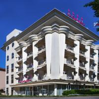 Hotel La Gradisca, отель в Римини