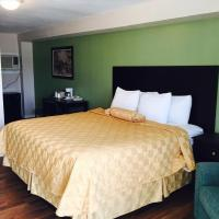 Executive Inn & Kitchenette Suites-Eagle Pass, hotel in Eagle Pass
