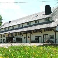 Hotel Landgasthof Adler, hotel in Bernau im Schwarzwald