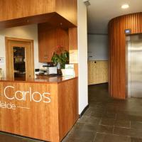 Hotel Carlos 96, hotel in Melide