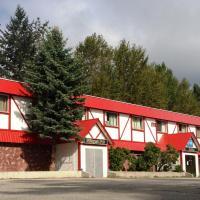 Villagers Inn, hotel em Fruitvale