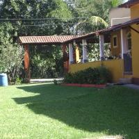 Pousada Refugio do Lobo, hotel in Papucaia
