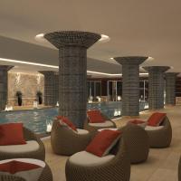 Mihrako Hotel & Spa, hotel in As Sulaymānīyah