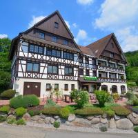 RelaxHotel Tannenhof, отель в Засбахвальдене