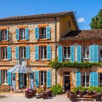 La Verrerie, hôtel à Gaillac