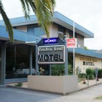 Golden Leaf Motel, hotel in Myrtleford