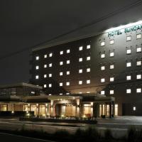 Hotel Sunoak Kashiwanoha, hotel in Kashiwa