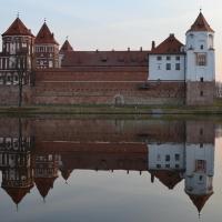 Мирский Замок, отель в Мире